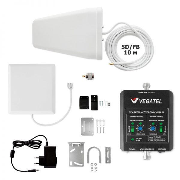 VEGATEL VT-1800/3G-kit