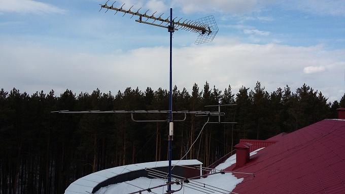 AO 700/2700-4/6 антенна