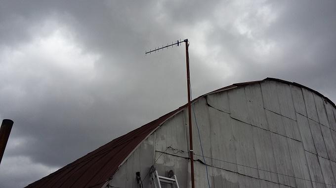 ax-914Y антенна