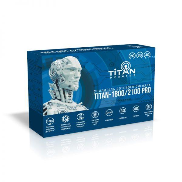 Titan-1800/2100 PRO